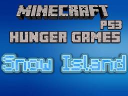 Minecraft PS3 Hunger Games- Snow Island Minecraft Map & Project