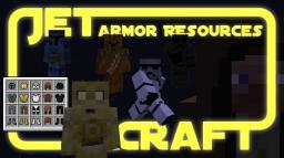 JeTCraft Armor Resources Minecraft Texture Pack