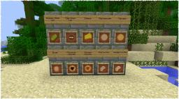 [1.6.4][FORGE][EN/DE] FOODEX 1.6.2 - ENJOY YOUR MEAL! Minecraft Mod