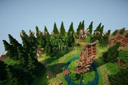 Tribal Wars - PvP Map Minecraft Map & Project