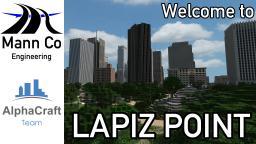 Building Lapiz Point Series with MancoMtz! Minecraft Blog