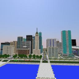 Bridgeport - Realistic City Project