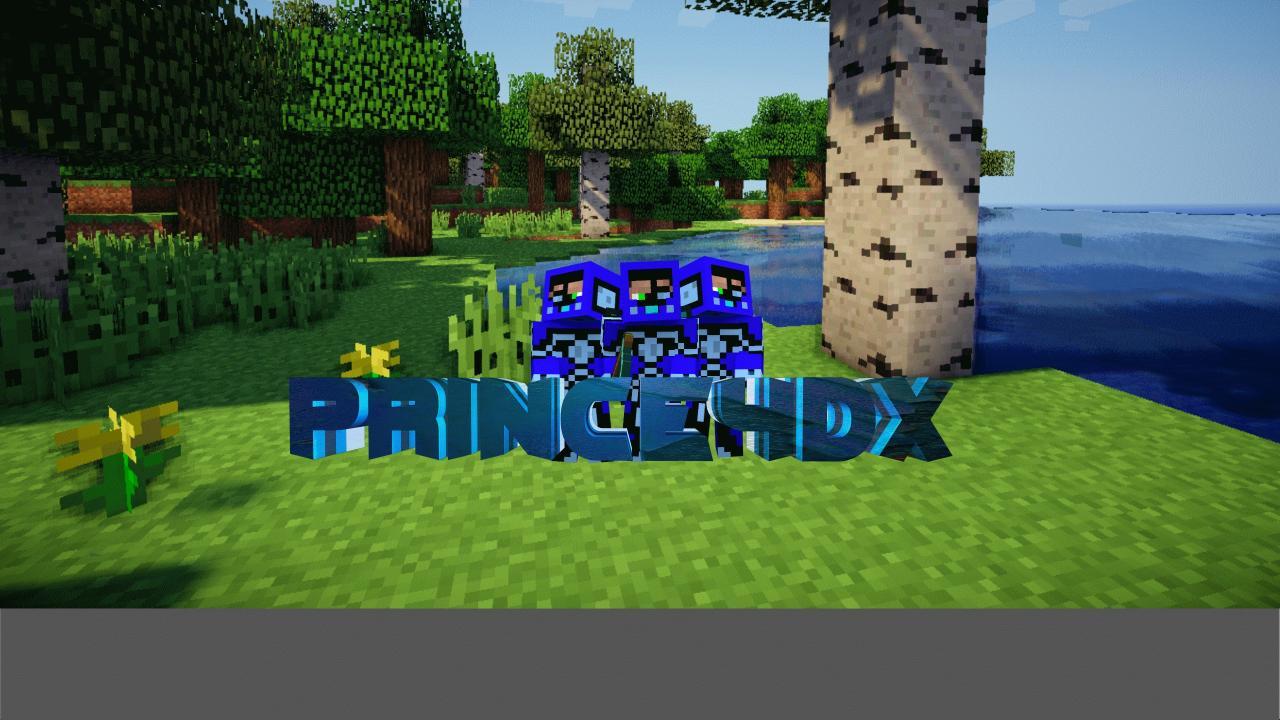 Channeling Minecraft