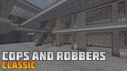 Cops and Robbers: Classic Minecraft Map & Project