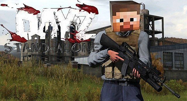DayZ Standalone is replicated in this mod