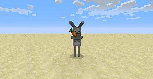 How To Summon A Skeleton Rabbit Minecraft Blog