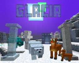 [DIMENSION] Glacia 7.5b [1.7.10 / EARLIER] Minecraft Mod