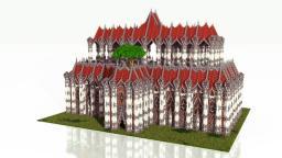 Le palais de colonnes Minecraft Project