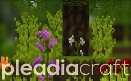 PleadiaCraft 1.7.4 Minecraft
