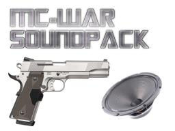 MC-WAR SoundPack v2.4 Minecraft Texture Pack