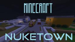 Nuketown map [1.7.9] Minecraft Map & Project