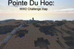 Pointe Du Hoc: Scaling the odds: WW2 Challenge map