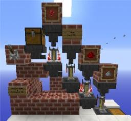 Potion Brewer Minecraft Map & Project