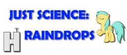 Just Science: Raindrops Minecraft Blog