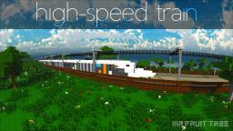FT industries | High-Speed Train Minecraft