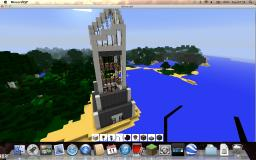 Modern tower {2} Minecraft Map & Project