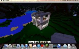 Modern House {3} Minecraft Map & Project