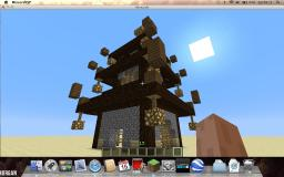 Chinese house {4} Minecraft Map & Project