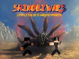 Shinobi Wars | Naruto | RPG | Custom | Need you! Minecraft