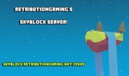 RetributionGaming Skyblock Minecraft Server