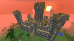 New Spawn In Survival Minecraft Map & Project