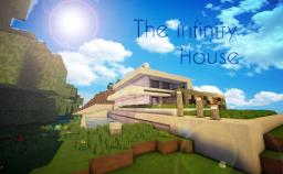 The Infinity House - A Modern Concept Home - Ninaman Minecraft Map & Project
