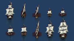 Medieval Warship Collection Minecraft