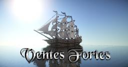 Ship: 'Ventes Fortes' Minecraft Map & Project