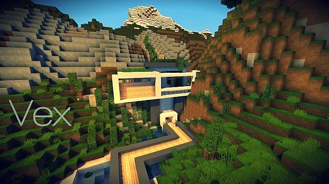 Vex Minecraft Project