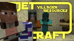 JeTCraft Villager Resources Minecraft Texture Pack