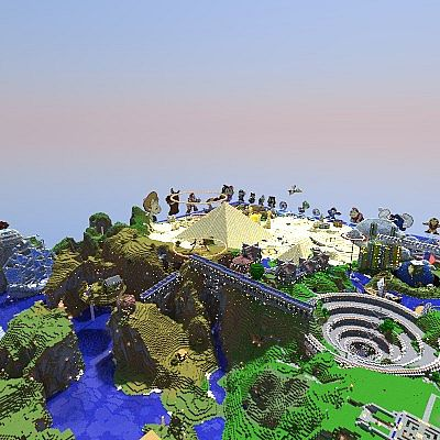 convert of x crafts earth adventure version 1 5 minecraft project