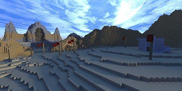 Zelda: Ocarina of Time-The Minecraft Map Minecraft Project
