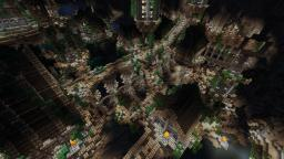 Epic Dwarven City + [ Download ] Minecraft Map & Project