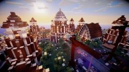 Trahel 3 || The 3 medieval villages Minecraft Map & Project