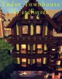 Tudor Townhouse - WOK Minecraft Map & Project