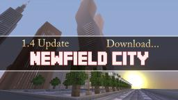 NewField City 1.6 Minecraft Map & Project