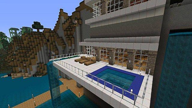 Cool Minecraft House Xbox 360