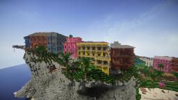 Ebralta Island - A Resort Town Minecraft Map & Project