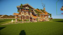 Reinhart blacksmith for the buildpack Minecraft Map & Project