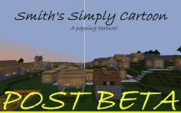 Smith's Simply Cartoon Minecraft Texture Pack
