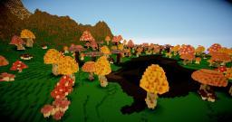 Mush-Mush Island Minecraft Map & Project