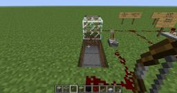Working Treadmill Minecraft Map & Project