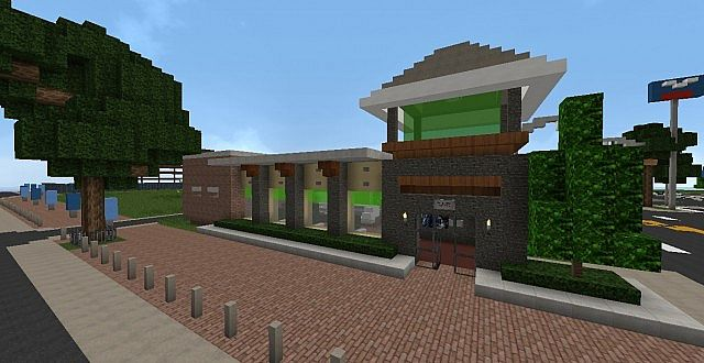 Starbucks coffee shop lapiz point minecraft project for Craft com online shopping