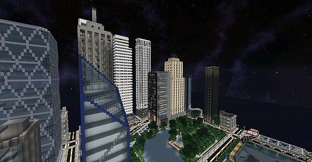 Streets Of Minecraft Minecraft Server