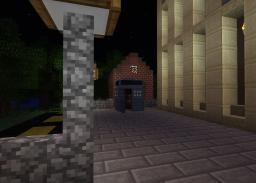 The TARDIS: Time And Relative Dimensions In Space Minecraft Map & Project