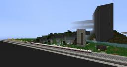 Organic Modern House (WOK) Minecraft Map & Project
