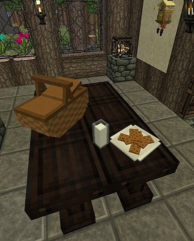 ... Kitchen Servers Furniture By 1 11 2 Decocraft Decorations For Minecraft  ...