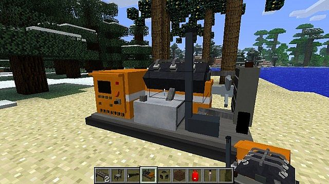 New Diesel Generator in game