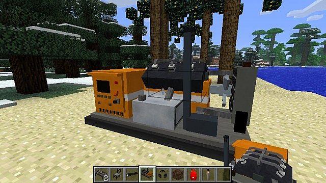 New Diesel Generator in game