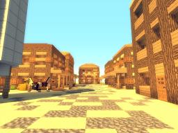 ~The Wild West ~ Minecraft Map & Project